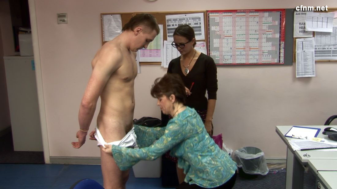Foreskin examination medical gay it was 10